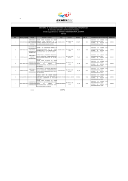 Ver Viáticos y Subsistencias Exterior 2012-03