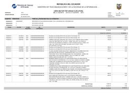 Ver Viáticos y subsistencias al exterior desde 01/08/2012 hasta 31/08/2012 - Publicado 03/09/2012