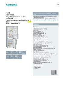 Puertas Reversibles Congelador 4 Estrellas Caj/ón de Gran Capacidad Libre instalaci/ón Electrolux ERT1502FOW3 Frigor/ífico Clase A++ Blanco