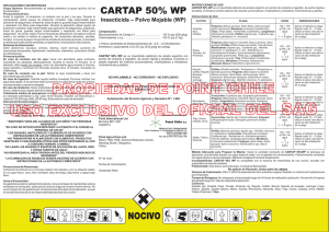 CARTAP 50 WP