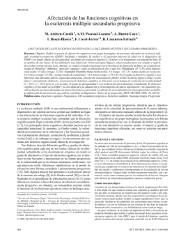 analysis of semantic priming in multiple sclerosis Biogen idec — a pharmaceutical maker best known for its manufacturing of drugs used to treat multiple sclerosis—manages its global supply chain using semantic web technologies as a class of problems, supply chain management includes many features that make it ripe for applying semantic web technologies, specifically: {c}{c.