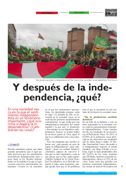 Revista Independencia