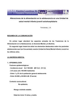 [PDF]Alteraciones de la alimentación en la adolescencia en una Unidad de salud mental infanto-juvenil extrahospitalaria