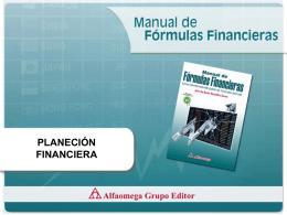 Planeación Financiera (presentación Power Point)