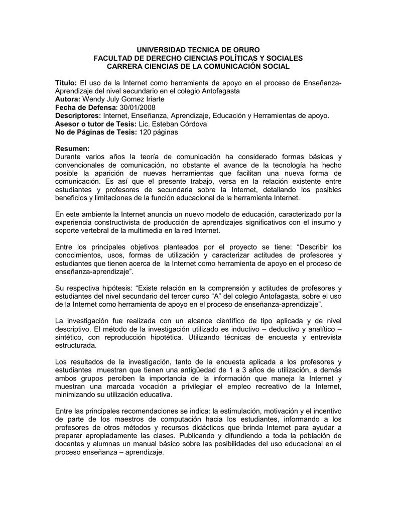 Excepcional Resume Lo Básico Para Los Estudiantes De Secundaria ...