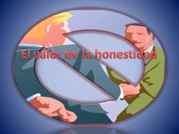 diapositivas de honestidad practica 5