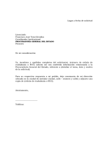 Solicitud ciudadana (Formato: Microsoft Word - compatible con Open Office)