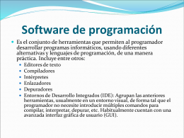 Software de programacion.ppt
