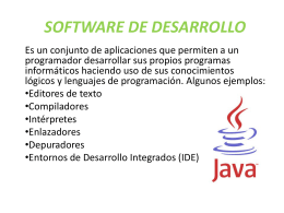SOFTWARE DE DESARROLLO.ppt