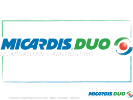 HA Y Micardis Duo