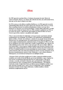 ef4b64dc7 El discurso ideológico en Ulises de James Joyce  narrativas de