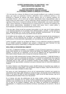 application/msword Pronunciamiento GIU sobre Jornadas Desalojos Cero en Peru (2005, espanol).doc [42,00 kB]