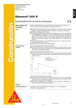 Sikament 200 R - R1592.1.2.