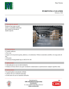 09 - CRC Purifying Cleaner (PDF)