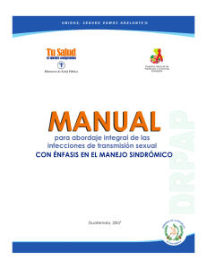 Manual Para el Abordaje Integral de las Infecciones de Transmision Sexual