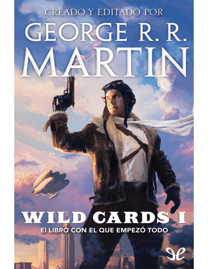 12245a35f8a1  Saga Wild Cards 01  Wild Cards I