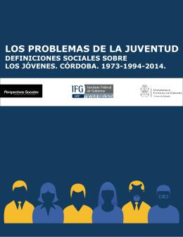 Informe completo: Los jóvenes y sus problemas