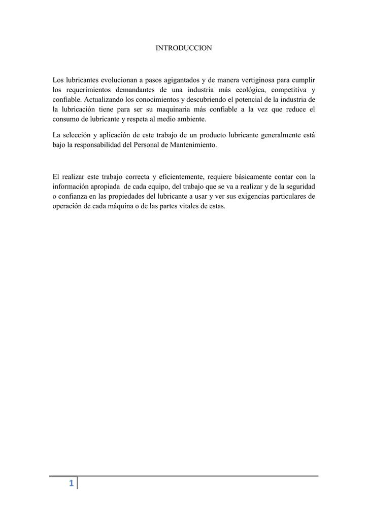 Selección de lubricantes pdf
