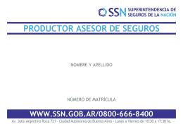 Productores