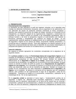JCF IIND-2010-227 Higiene y Seguridad Industrial