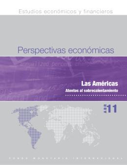 Perspectiva Econ�micas - Las Am�ricas - FMI - Abril 2011