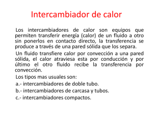 intercambiadores OP