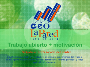 CEO LA PARED