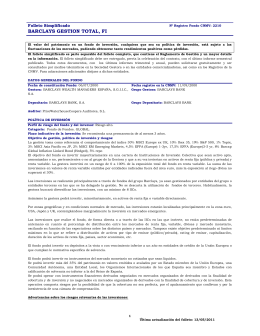barclays gestion total, fi