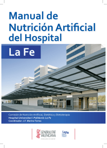 Manual de Nutrición Artificial