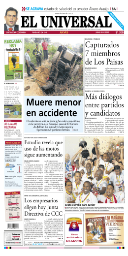 muere menor en accidente