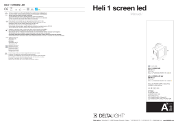 Heli 1 screen led