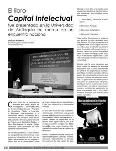 Capital Intelectual - Universidad Mariana