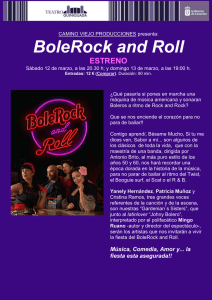 BoleRock and Roll - Gobierno de Canarias