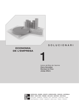 solucionari - McGraw Hill Higher Education