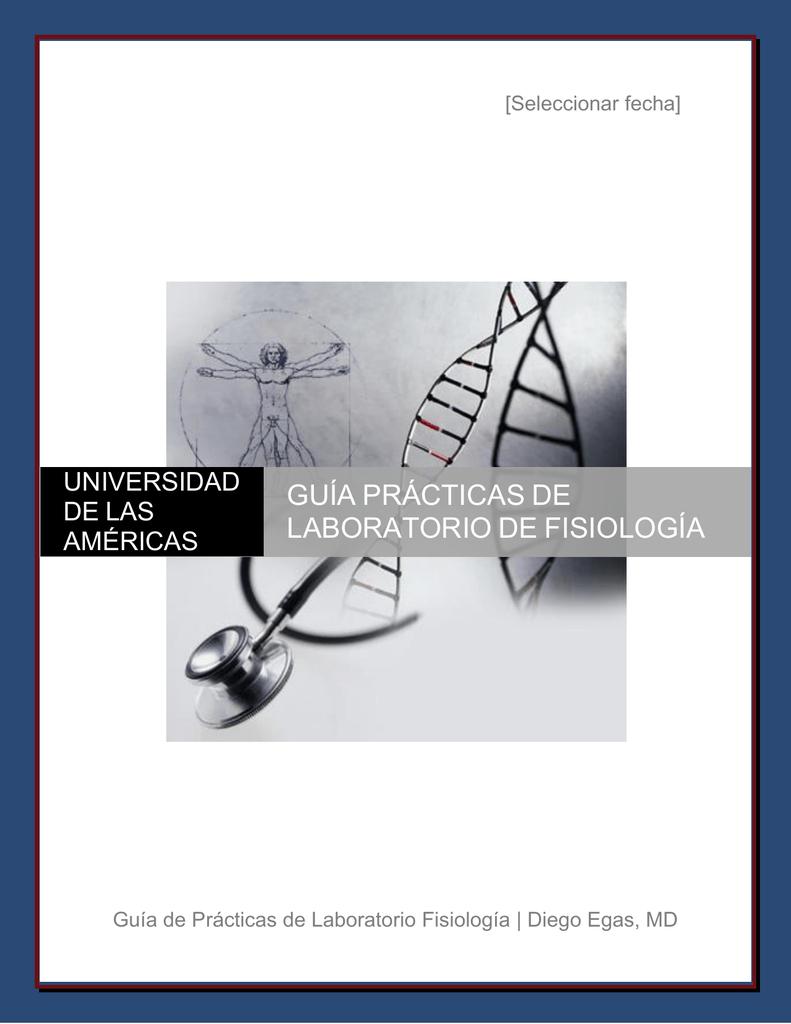 Guía de Laboratorio Fisiología Final