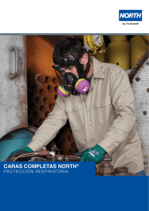 CARAS COMPLETAS NORTH® - Honeywell Safety Products