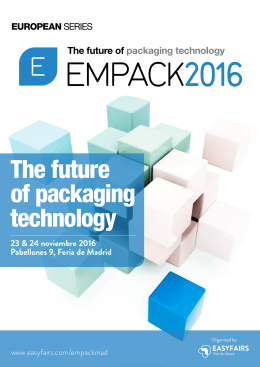 The future of packaging technology