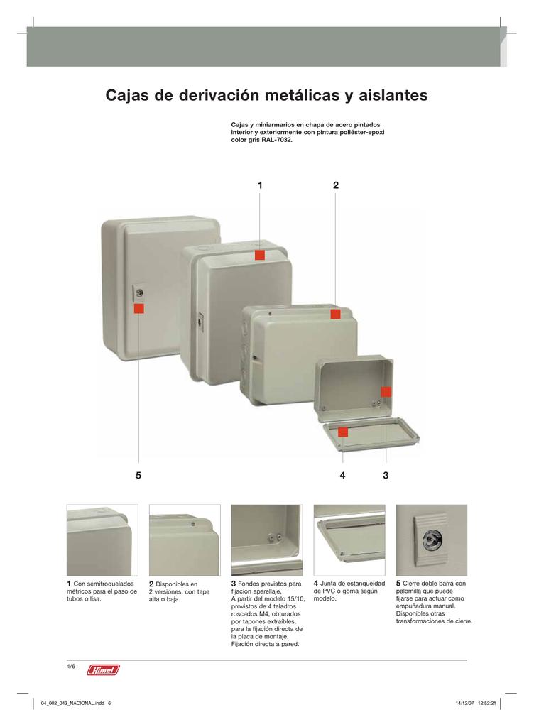 Compatible con Las c/ámaras de la Serie 5210 atornillado al /árbol f/ácil Montaje LTL Acorn Caja de Seguridad Serie 5210