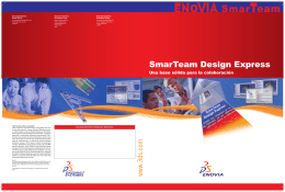 SmarTeam Design Express