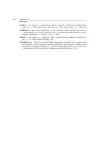 Términos Lingüísticos Y Literarios