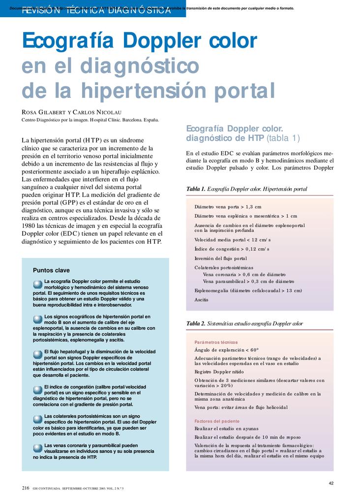 Doppler de la vena porta pdf