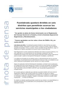 Campana Recogida Juguetes Ayuntamiento De Fuenlabrada