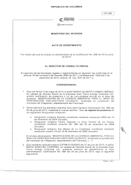 Documento de desistimiento for Formulario desistimiento
