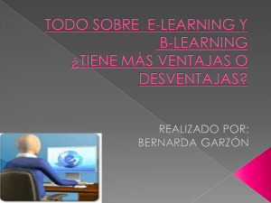 TODO SOBRE E-LEARNING Y B