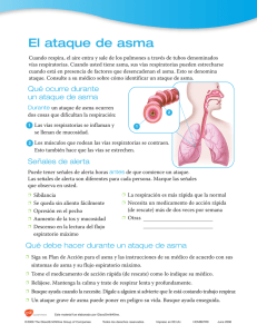 El ataque de asma - Care1st Health Plan