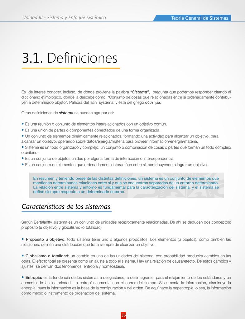 3.1. Definiciones