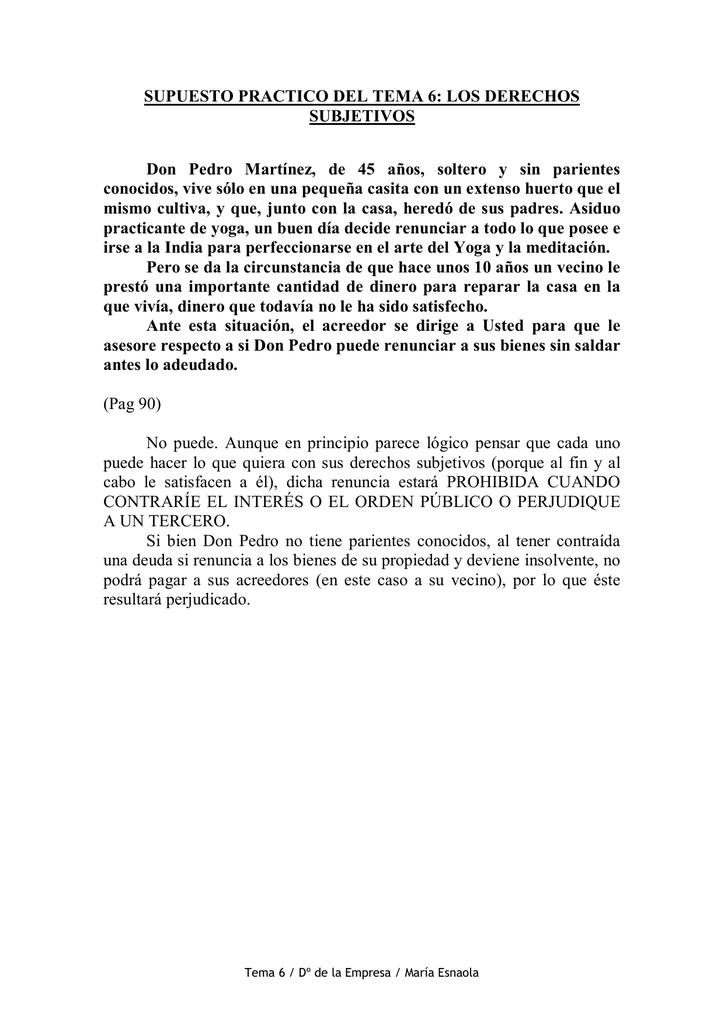 Tema 6.Supuesto corregido