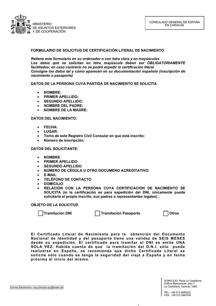 Excepcional Solicitud De Certificación De La ECFMG Regalo - Cómo ...