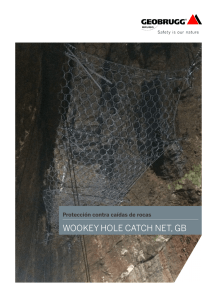 wookey hole catch net, gb