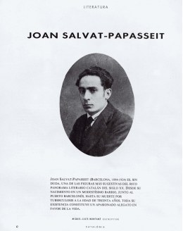 joan salvat-papasseit